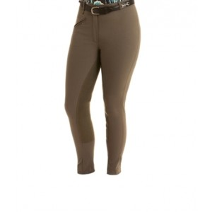 Cotton Knit Full Seat Breech