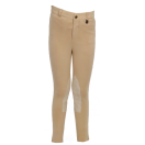 Euro Seat Low Rise Cotton Knit Breech