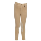 Low Rise Cotton Knit Breech