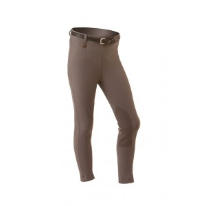 Low Rise Ribb Riding Tights for Children