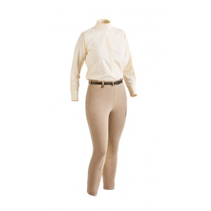Pull on Knee Patch Breech