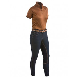 Full Seat Denim Breech