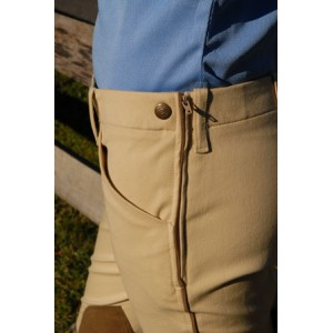 Ladies Side Zip Breech