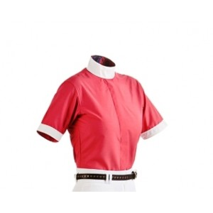 Wrap Collar Dressage Shirt