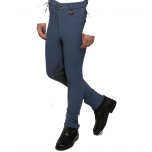 Children Low Rise Ribb Breeches