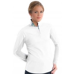 Ice Fill Shirt with under arm mesh